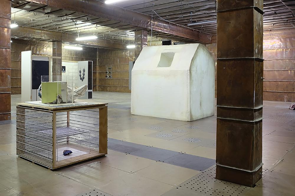 Ausstellung Kupferraum
